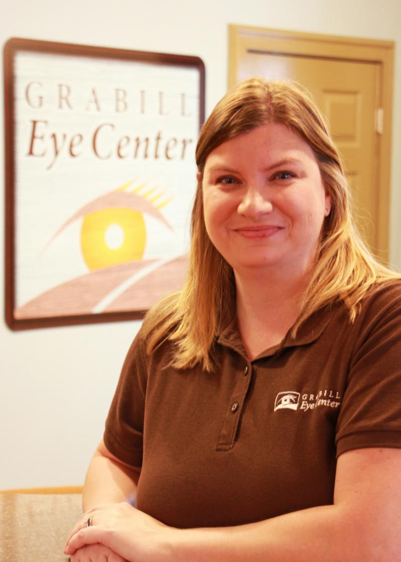 Carrie Jackson, Ophthalmic Assistant