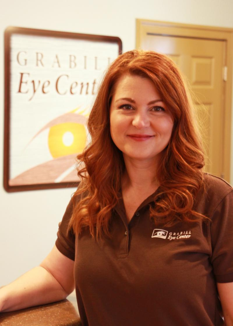 Amanda Andrews, Ophthalmic Assistant